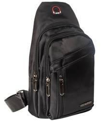 Męski super mały plecak  torba saszetka