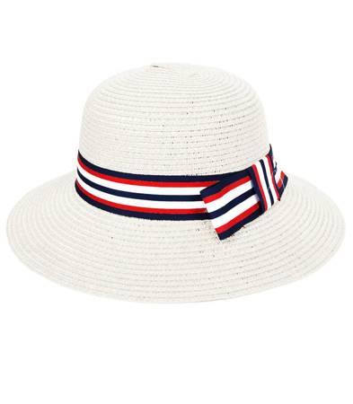 Letni kapelusz damski z kokardą 3 colours