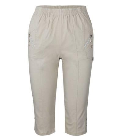 Rybaczki Cienkie elastyczne spodnie lato